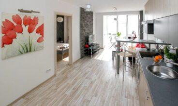 Reforma total de un apartamento.