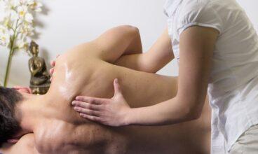 ¿Cuánto cuesta un masaje en casa?