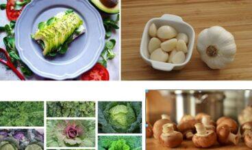 7 Alimentos muy saludables