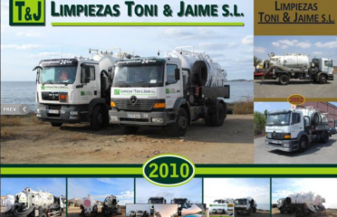 Limpiezas Toni & Jaime SL