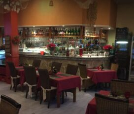 Restaurante Strandkorb