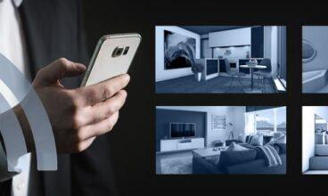 Sistemas de alarmas para la casa u hogar.