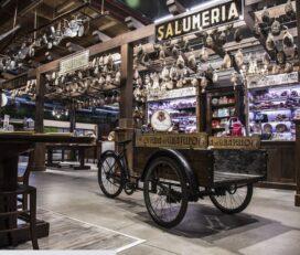 Delicatessen Gourmet Colmado Quilez Barcelona