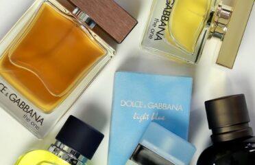 Perfumería Madrid París