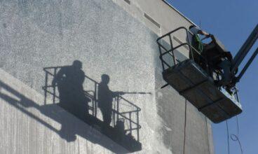 Fotos rehabilitación fachadas